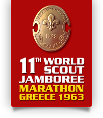 11th World Jamboree Logo